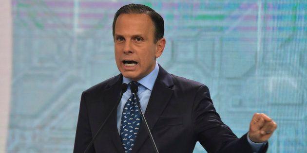 João Doria e outros 2 governadores pelos pelo PSDB apoiaram Jair Bolsonaro no segundo