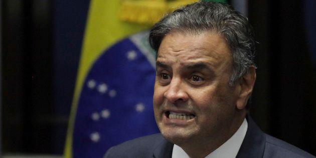 Além do senador Aécio Neves (PSDB-MG), os ex-governadores do Paraná, Beto Richa, e de Goiás, Marconi...