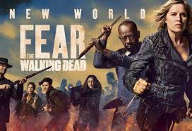 Fear The Walking Dead é um dos mundos paralelos do Universo