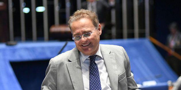 """Renan Calheiros: """"Não posso antecipar se serei oposição, você não pode se colocar indefinitivamente num..."""