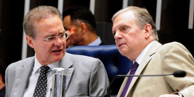 Tasso Jereissati (PSDB-CE) pode ser candidato da oposição e disputar presidência do Senado com Renan...