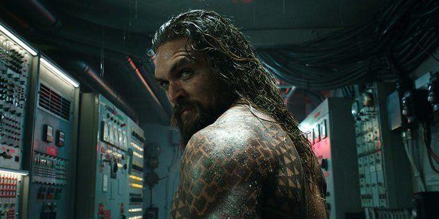 Depois de se destacar como Aquaman em 'Liga da Justiça' Jason Momoa, o eterno Khal Drogo de 'Game of...