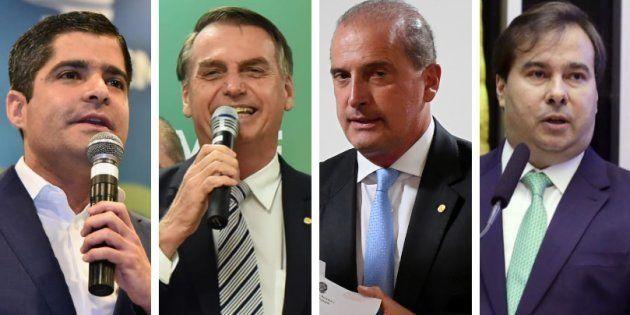 DEM cresce no governo Bolsonaro e irá apoiar votações no