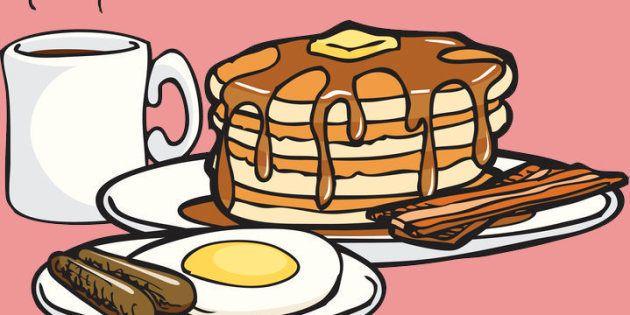 Café da manhã nos Estados Unidos e na Inglaterra é bem diferente do brasileiro.