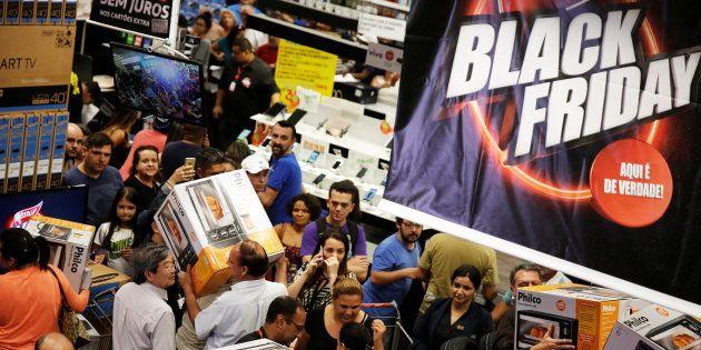 Black Friday 'de verdade' leva consumidores à