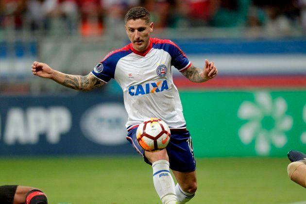 Zé Rafael, destaque do Bahia, já é jogador do