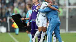 Palmeiras vence o Vasco e é o campeão brasileiro de