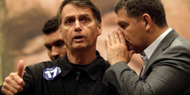 Bebianno presidiu o PSL, o partido ao qual Bolsonaro se elegeu, durante a