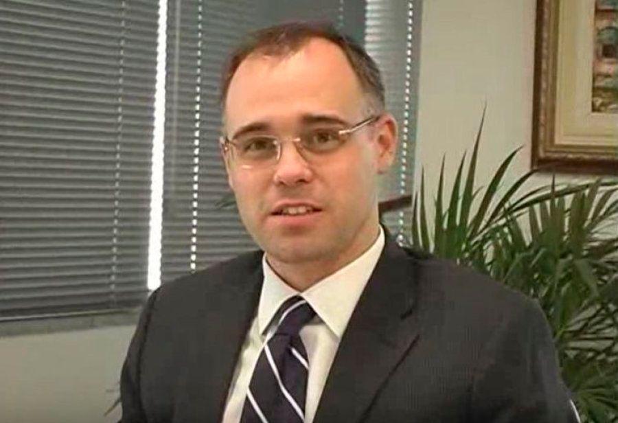 André Luiz de Almeida Mendonça, que vai assumir a Advocacia-Geral da