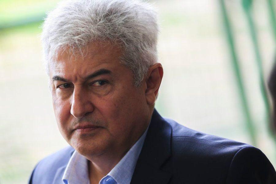 O astronauta Marcos Pontes, futuro ministro de Ciência e