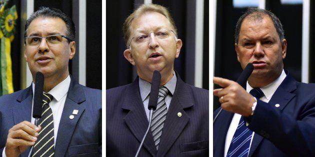 Capitão Augusto, João Campos e Alceu Moreira: Bancada BBB quer a Presidência da