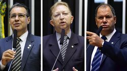 Os 3 integrantes da bancada BBB aliados a Bolsonaro que querem comandar a