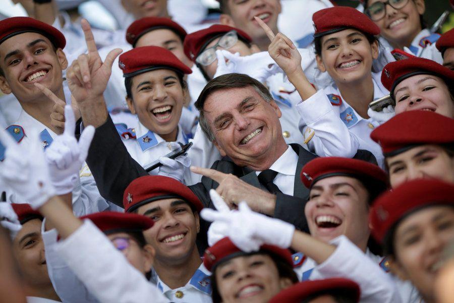 Jair Bolsonaro conseguiu vender a ideia de ser o