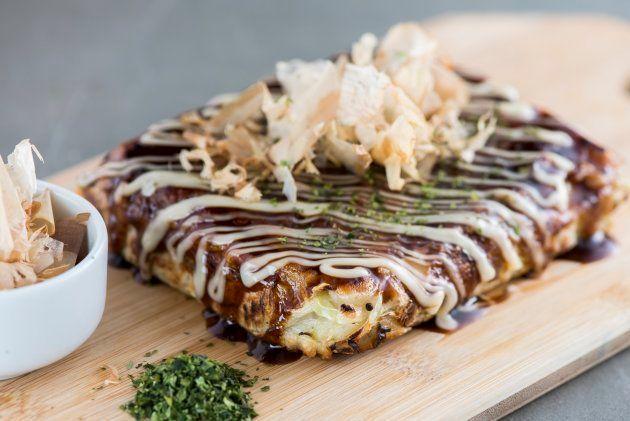 Okonomiyaki do Izakaya Toki.