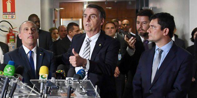 Futuro ministro da Justiça, Sérgio Moro, perdoou caixa dois de Onyx