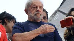 Lula é denunciado por lavagem de dinheiro pela Lava Jato em São