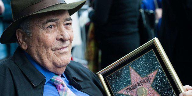 Considerado um dos grandes diretores italianos, Bernardo Bertolucci morreu nesta segunda,
