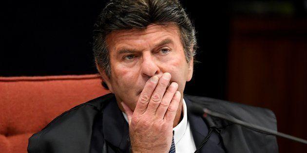 O ministro Luiz Fux, do Supremo Tribunal Federal (STF), que revogou o pagamento de auxílio-moradia a