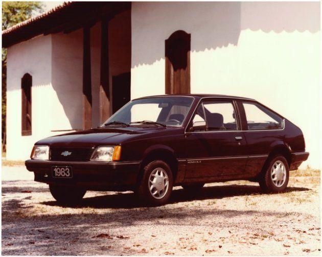 Primeiro modelo lançado no Brasil foi o Hatchback 3