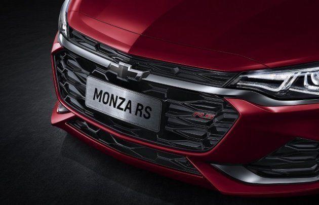 Monza RS foi lançado em duas versões, ambas com motor turbo: potente, mas