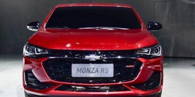 Chevrolet Monza RS não tem nada a ver com os 'avós'