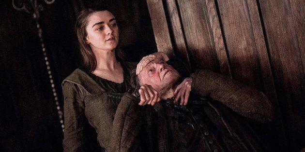 Arya Stark (Maisie Williams) inicia sua grande vingança na 7ª temporada