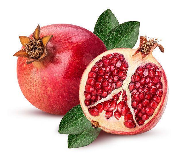 Romã é uma das frutas que garantem prosperidade, mas só se você guardar os caroços...