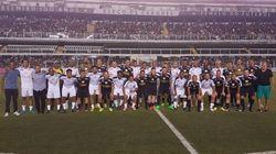 Natal sem Fome: Ex-jogador do Santos reúne astros em partida