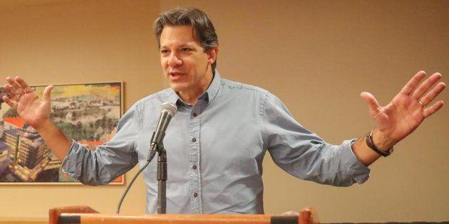 Fernando Haddad inclui defesa de Lula em agenda nos Estados