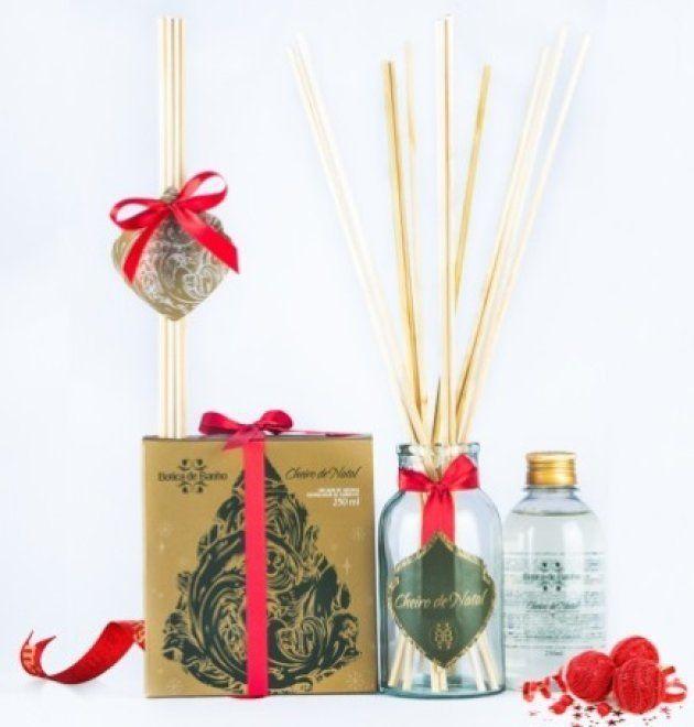 Kit da Botica de Banho promete perfumar a casa toda com aromas