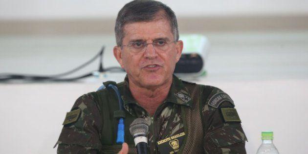 Escolhido por Sérgio Moro, general Theophilo será secretário de Segurança do governo