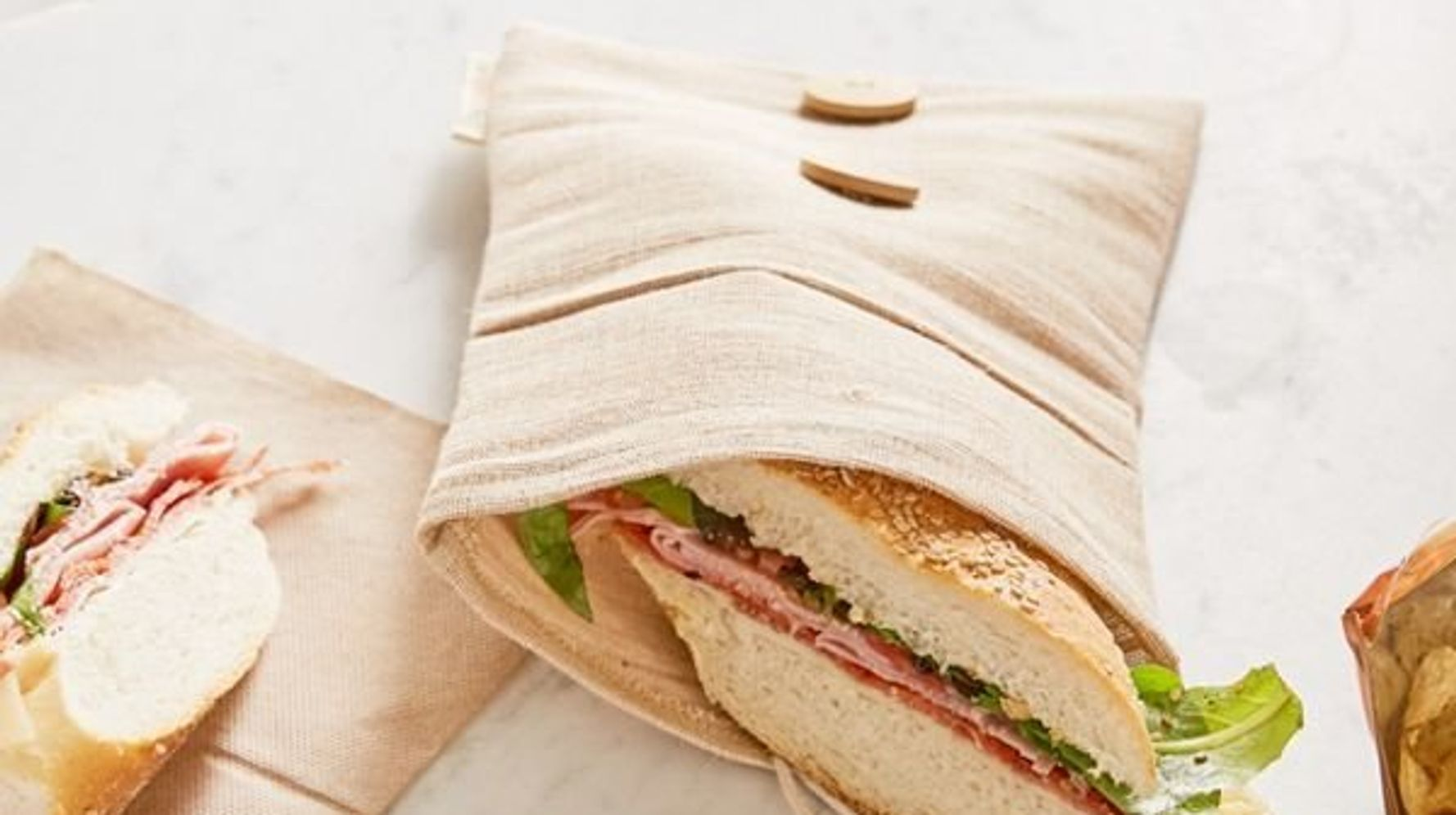 12 Sustainable Alternatives To Plastic Bags That Are Just As