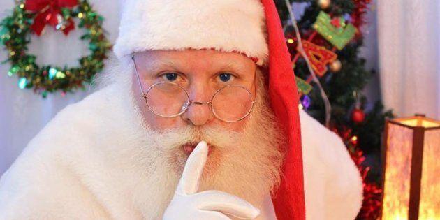 Noel Miguel, que incorpora o bom velhinho, dá dicas para quem quer 'ajudá-lo' neste Natal.