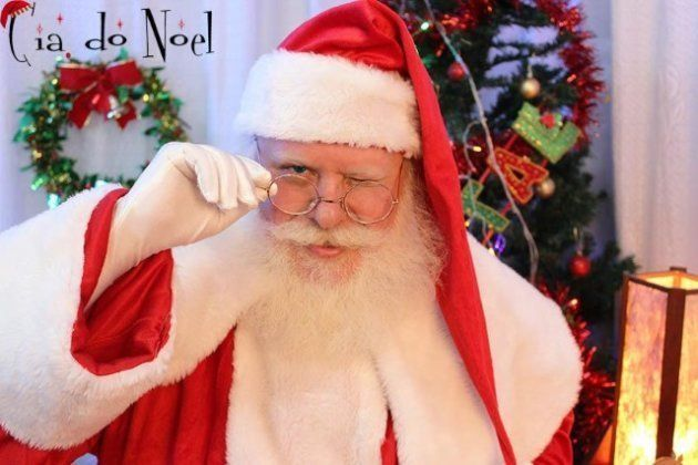 Não esquecer do Ho Ho Ho após falar com cada uma das crianças é fundamental, alerta o Noel