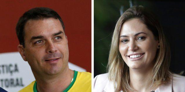 PT pede para PGR investigar contas de Flávio e Michelle
