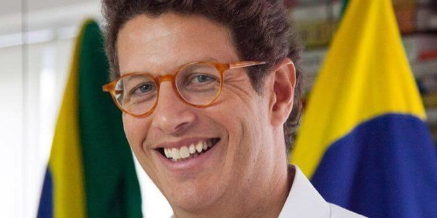 Ricardo de Aquino Salles é o futuro ministro do Meio