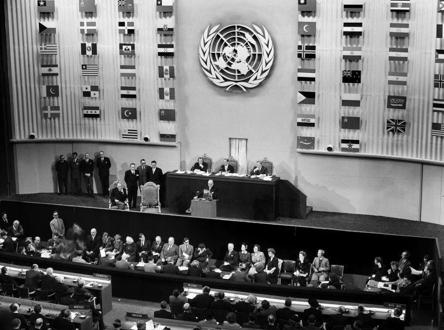 Declaração Universal dos Direitos Humanos completa 70 anos em
