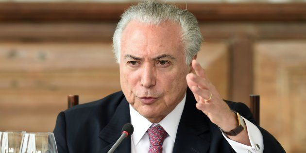 Michel Temer anuncia intervenção federal integral em Roraima até 31 de