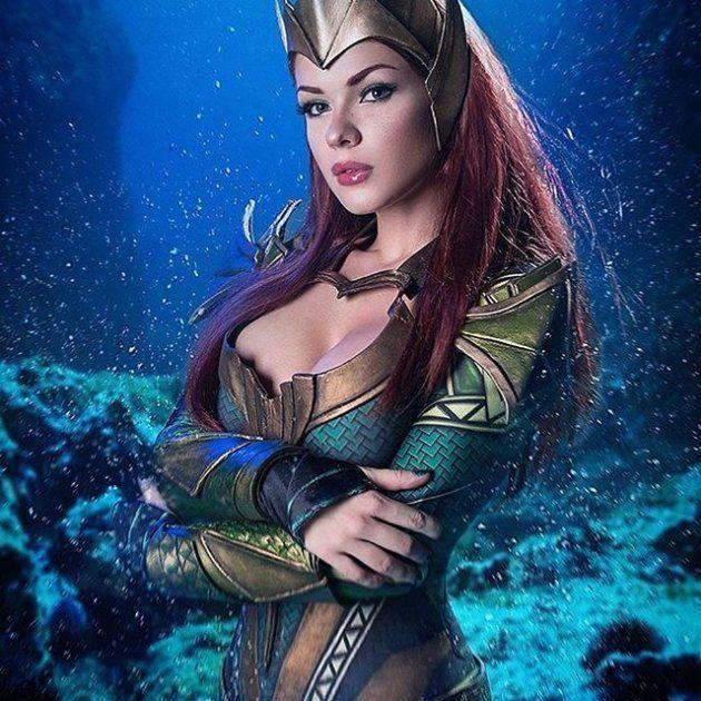 Os cosplays da russa Irina Meier impressionam pelo cuidado com cada