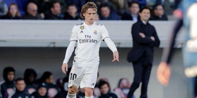 Melhor jogador do mundo em 2018, Luka Modric é arma do Real pelo