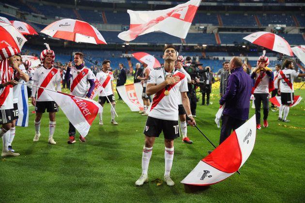 Campeão da Libertadores, terá o River Plate forças para derrotar o poderoso Real
