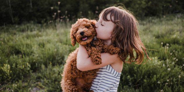 A razão pela qual nós achamos bebês e animais tão fofos é porque queremos cuidar