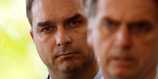 Na quarta-feira (12), o presidente eleito Jair Bolsonaro (PSL) afirmou que nem ele e o filho Flávio são...