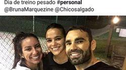Ex-funcionária do gabinete de Bolsonaro atuava como personal no Rio, afirma