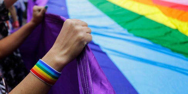 A 23ª Parada do Orgulho LGBT+ de São Paulo acontece em 23 de