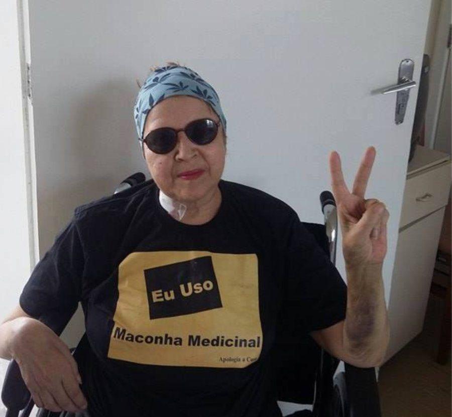 Ativista pela legalização da maconha, Maria Antonia Goulart morreu em março, vítima de um