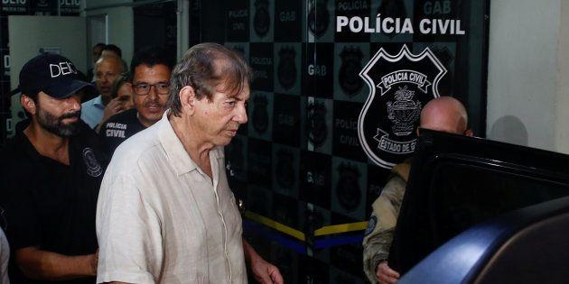 João de Deus se entregou no último domingo (16) à polícia e está em um presídio de segurança máxima em