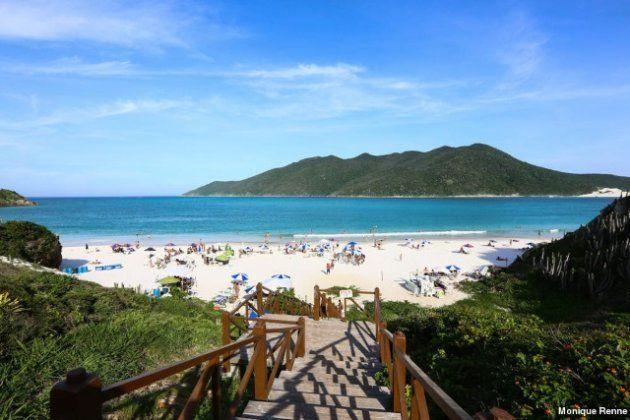 Praia do Farol é uma das mais recomendadas pelos sites especializados em