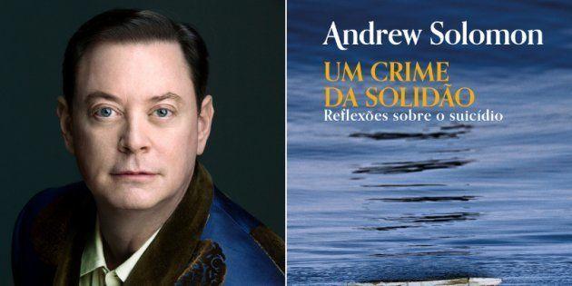 Novo livro de Andrew Solomon aborda suicídio de famosos.