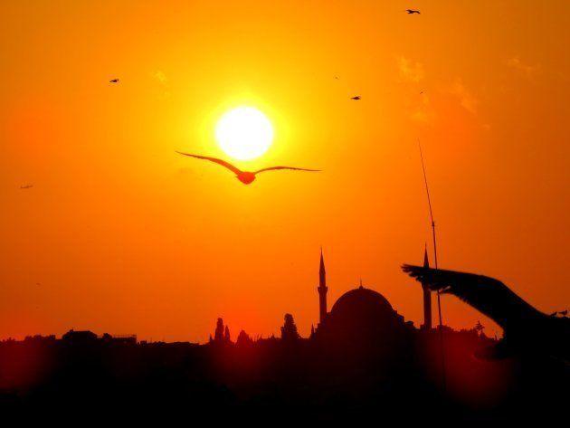 Istambul, na Turquia.